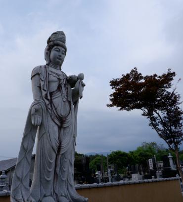 墓地の画像